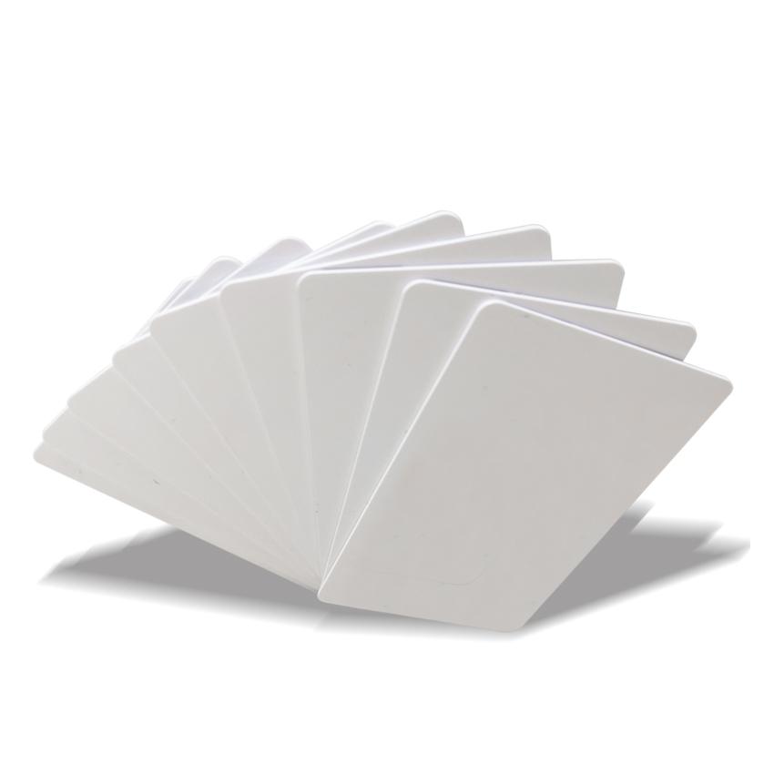 Blank Plastic PVC Cards