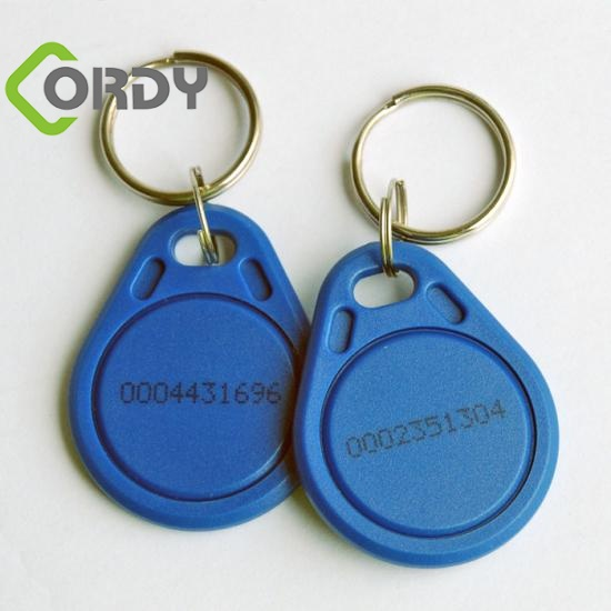 ABS printable waterproof key fob